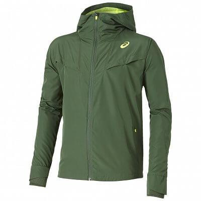 Pánská běžecká bunda Asics Woven Jacket