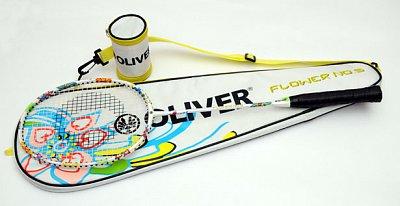 Badmintonová raketa Oliver Flower No. 5