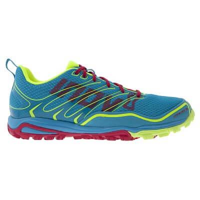 Běžecká obuv Inov-8 TRAILROC 255 (S) blue/pink/neon yellow modrá