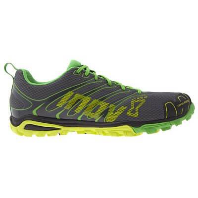 Běžecká obuv Inov-8 TRAILROC 245 (S) grey/neon yellow/green šedá