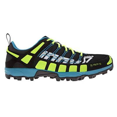 Běžecká obuv Inov-8  X-TALON 212 (S) black/neon yellow/blue černá