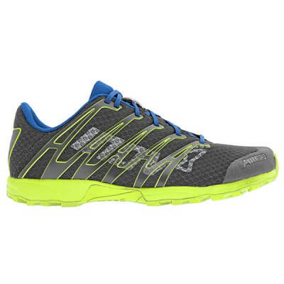 Inov-8 F-LITE 240 (S) grey/neon yellow/blue šedá