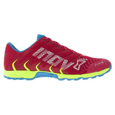 Běžecká obuv Inov-8 F-LITE 195 (P) berry/neon yellow červená