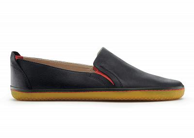 Vycházková obuv VIVOBAREFOOT MATA L Leather Black