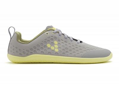 Běžecká obuv VIVOBAREFOOT STEALTH L BR Grey/Lemon