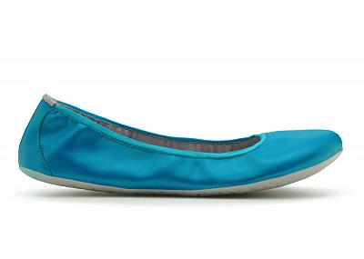 Dámská vycházková obuv VIVOBAREFOOT JING JING L PU Caribbean
