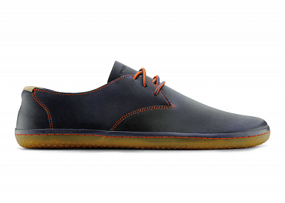 VIVOBAREFOOT RA Leather Navy (Hopewell)