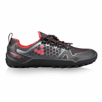 VIVOBAREFOOT TRAIL FREAK WP M 3M Mesh Black/Red