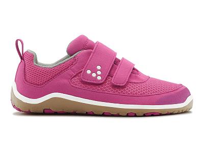 Dětská vycházková obuv VIVOBAREFOOT NEO Kids Pink