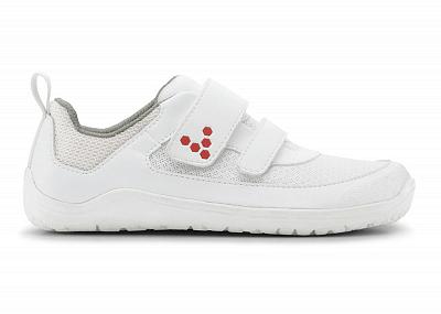 Dětská vycházková obuv VIVOBAREFOOT NEO Kids White
