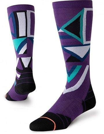 Dámske ponožky Stance Wisteria Purple