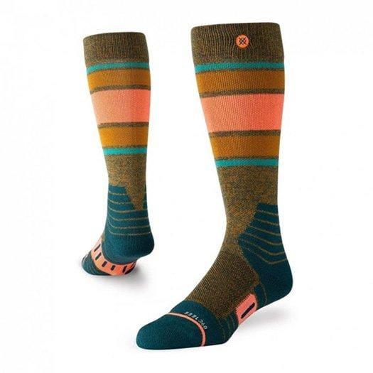 Dámske ponožky Stance Heroine Khaki