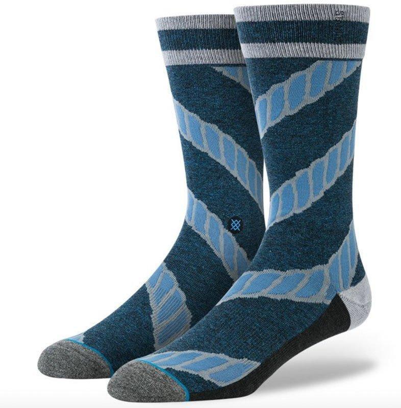Pánské ponožky Stance First Mate Blue
