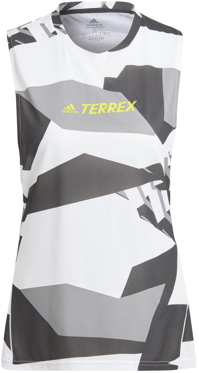 Dámské sportovní tílko adidas W Agr Tank