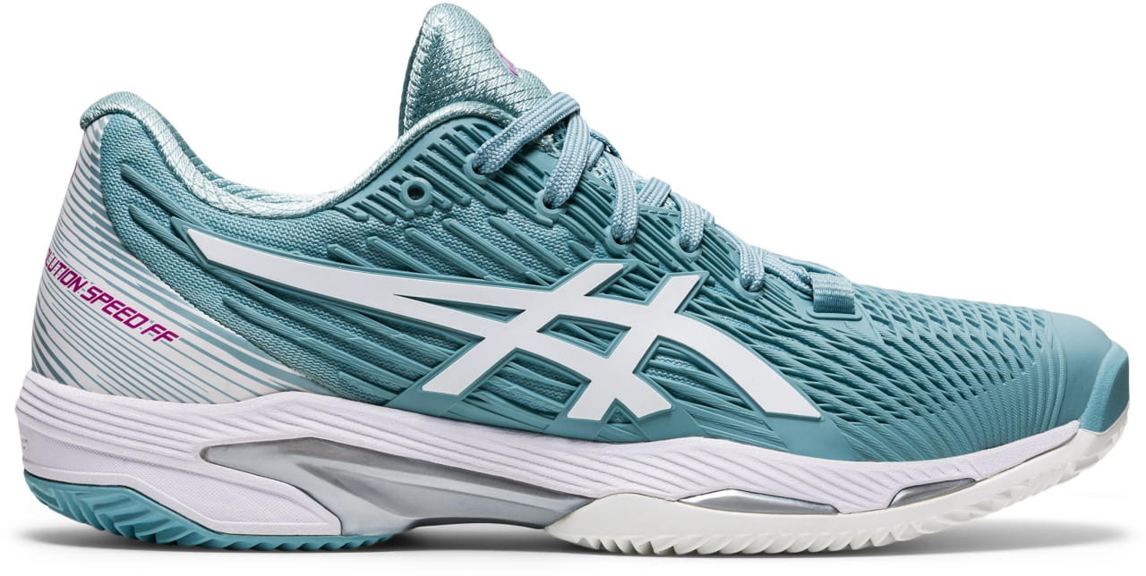 Dámska tenisová obuv Asics Solution Speed FF 2 Clay