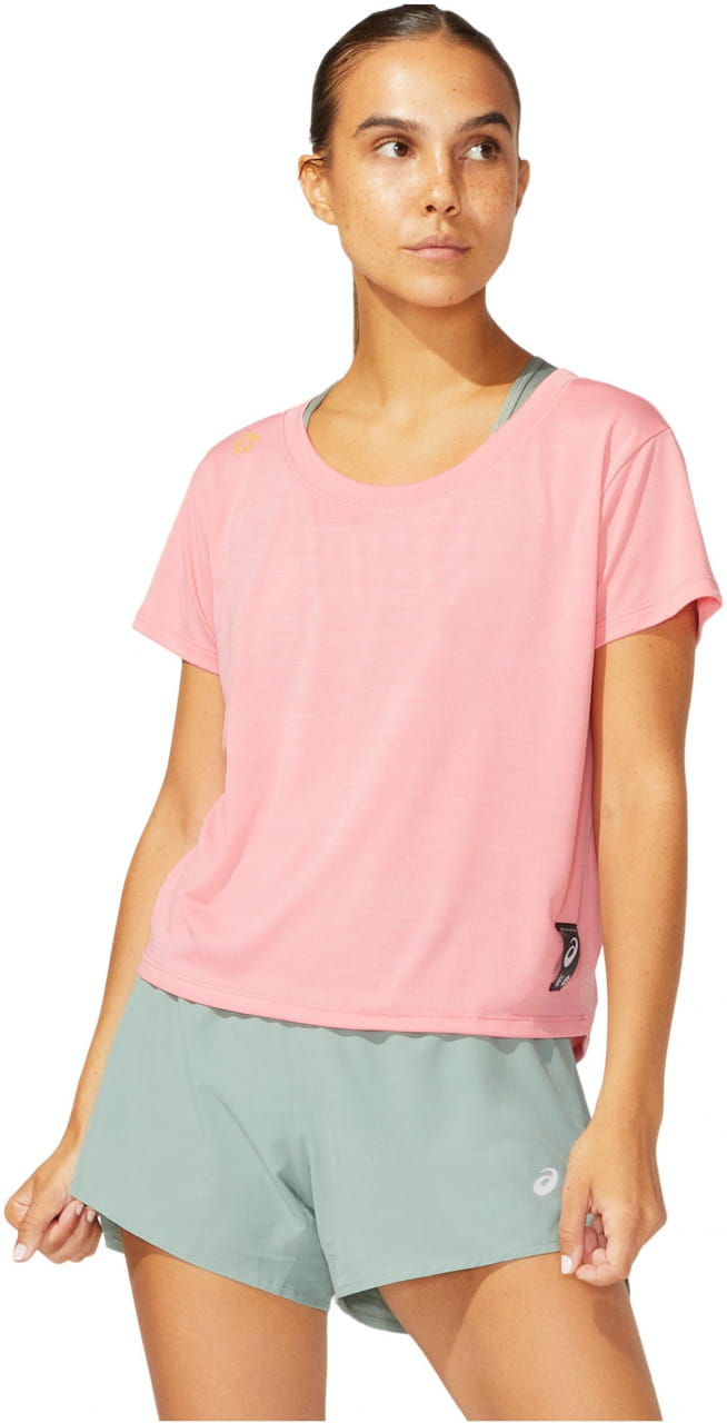 Dámské běžecké tričko Asics Sakura SS Crop Top