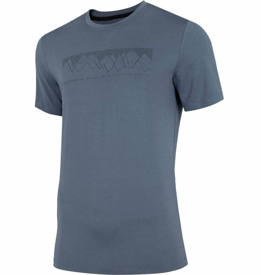 Trička 4F Men's Functional  T-Shirt TSMF060