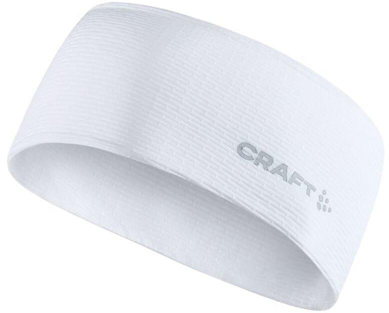 Čepice Craft Čelenka Mesh Nanoweight bílá