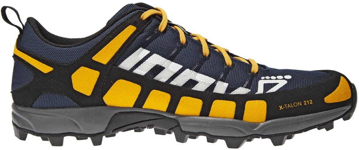 Běžecká obuv Inov-8  X-TALON 212 Kids navy/yellow modrá