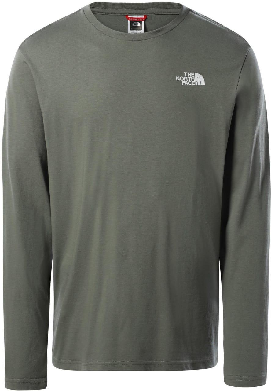 Pánské tričko s dlouhými rukávy The North Face Men's L/S Easy Tee