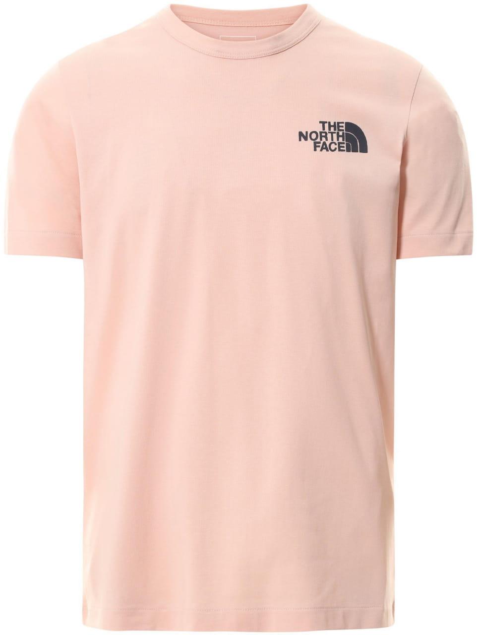 Pánské tričko s krátkým rukávem The North Face Men's S/S Himalayan Bottle Source Tee