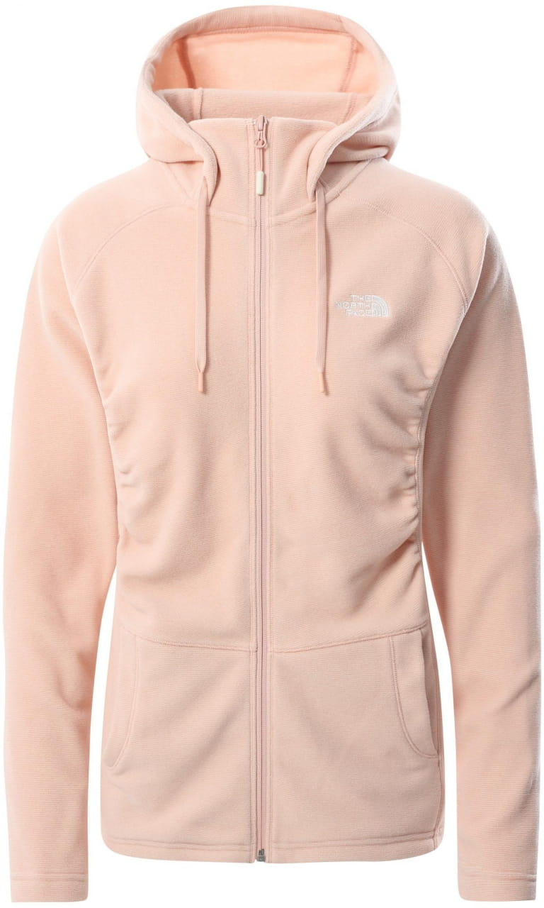 Dámská mikina s kapucí The North Face Women's Mezzaluna Full Zip Hoodie