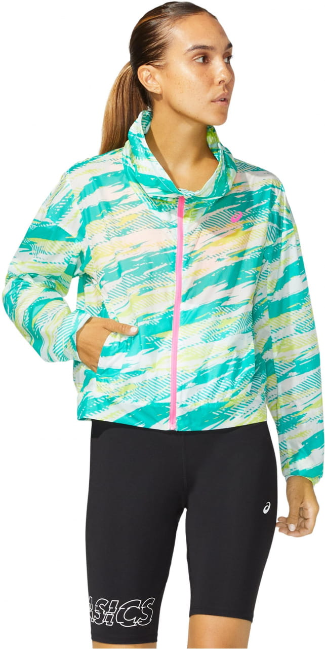 Dámská běžecká bunda Asics Noosa Jacket