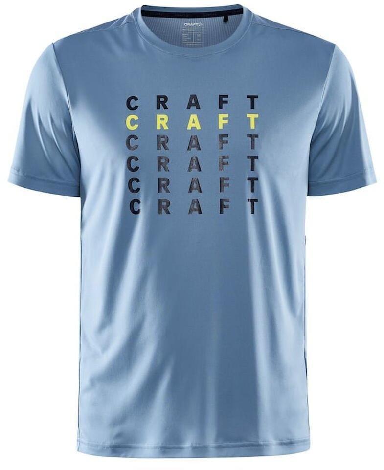 Trička Craft Triko Core Charge modrá