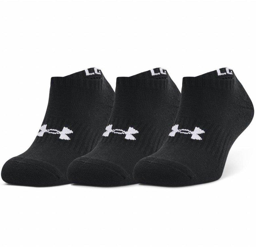 Ponožky Under Armour UA Core No Show 3Pk
