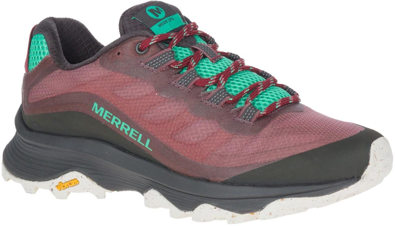 Dámská outdoorová obuv Merrell Moab Speed