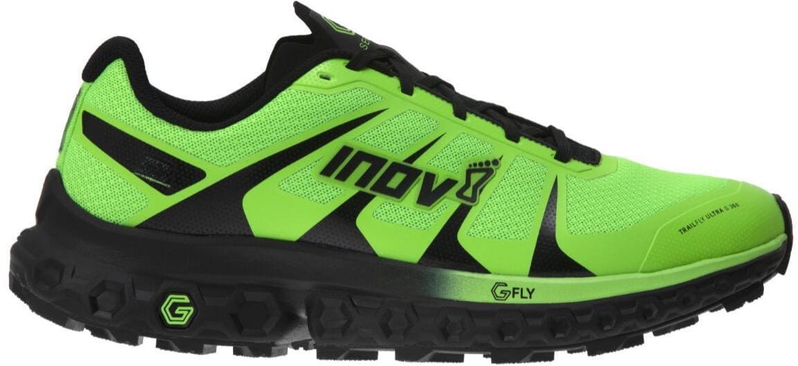 Pánské běžecké boty Inov-8  TRAILFLY ULTRA G 300 MAX M (S) green/black zelená