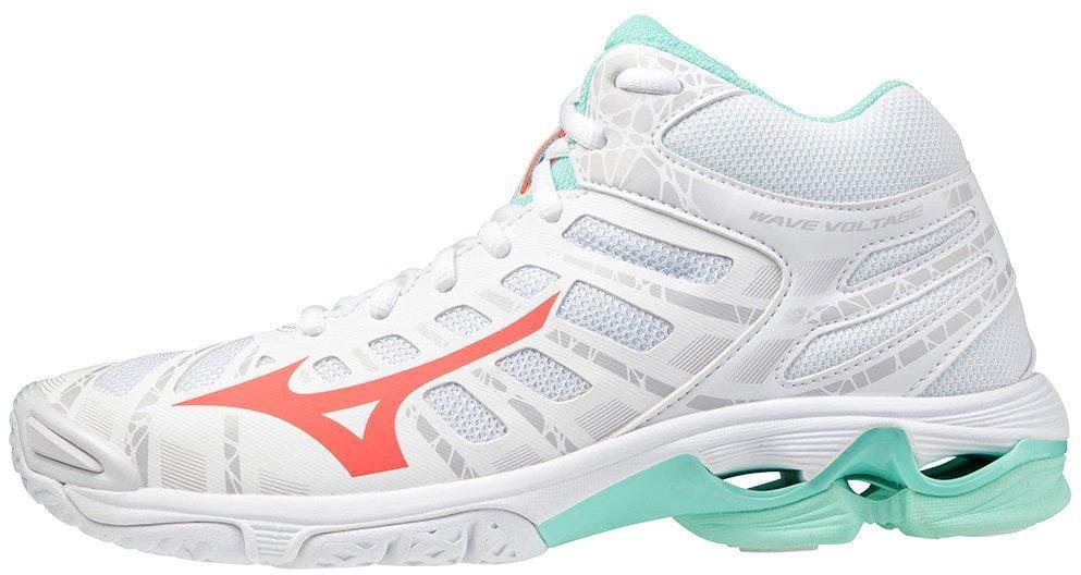 Dámská volejbalová obuv Mizuno Wave Voltage Mid