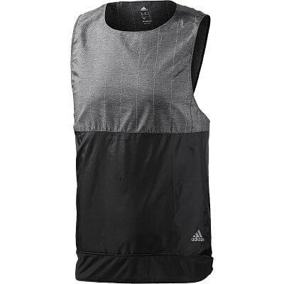 Dámská běžecká vesta adidas sn yur reflective vest