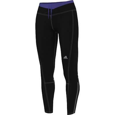 Dámské běžecké kalhoty adidas sn long tight w
