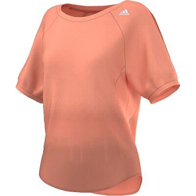Dámské běžecké tričko adidas btr t w