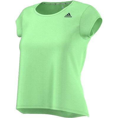 Dámské běžecké tričko adidas climacooltee w