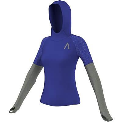 Dámská běžecká mikina adidas aktiv hoody w