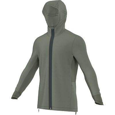 Pánská běžecká bunda adidas ultra jacket m