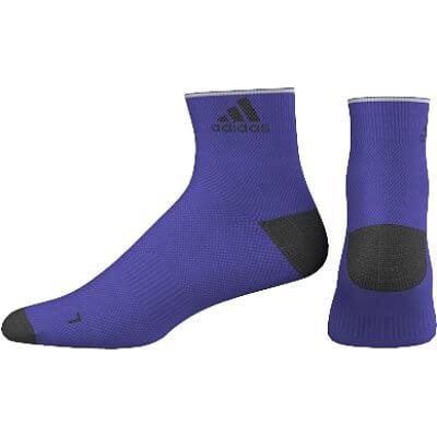 Ponožky adidas adizero ankle socks, 1 pair