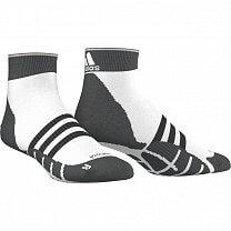 adidas run thin-cushioned id ankle socks, 1 pair