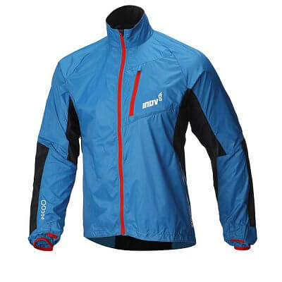 Bundy Inov-8 RACE ELITE Windshell FZ blue/red modrá