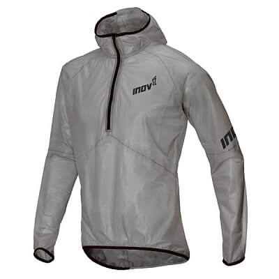 Inov-8 RACE ULTRA SHELL HZ gargoyle/transparent šedá