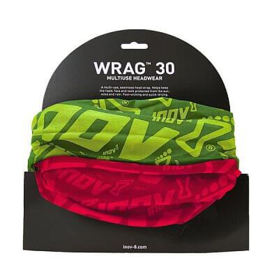 Doplňky oblečení Inov-8 WRAG 30 green/green, berry/pink zelená