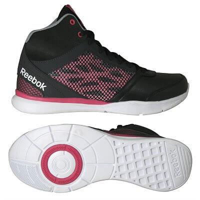 Dámská fitness obuv Reebok CARDIO WORKOUT MID RS