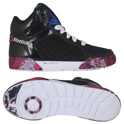 Dámská fitness obuv Reebok DANCE URTEMPO MID 2.0