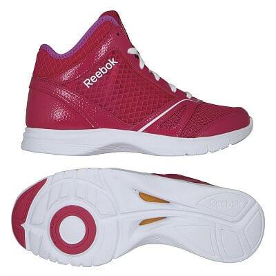 Dámská fitness obuv Reebok DANCE N TWIST MID