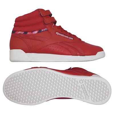 Dámská vycházková obuv Reebok F/S HI GRAPHICS