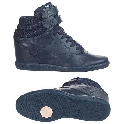 Dámská vycházková obuv Reebok F/S HI INT WEDGE SC SPLIT