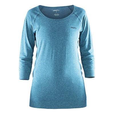 Trička Craft W Triko Seamless Touch světle modrá
