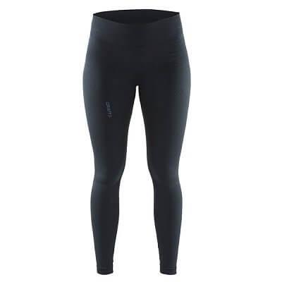 Kalhoty Craft W Kalhoty Seamless Touch černá